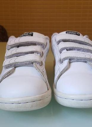 Брендовые детские кроссовки adidas stan smith original