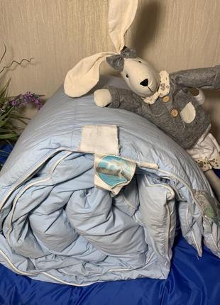 Гусиный пух 1600 грамм, пуховое одеяло пух/ перо гусиное германия