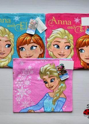 Детское полотенце для девочки