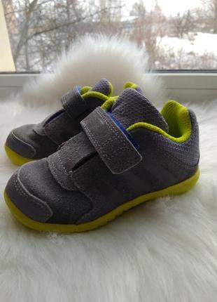 Кроссовки adidas, 21 (13 см), оригинал