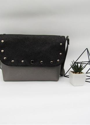 Стильная сумочка handmade