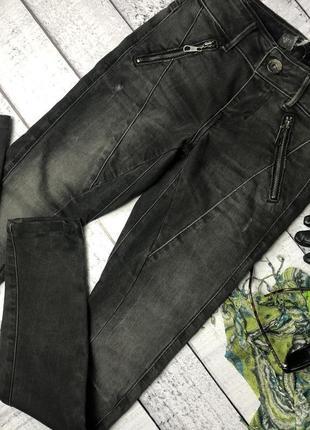 Серые джинсы скинни guess оригинал/размер 24/xxs-xs