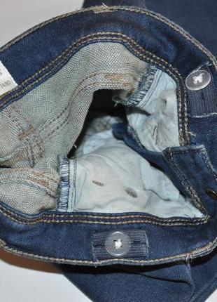 Демисезонные джинсы для мальчика impidimpi на рост 74-807 фото