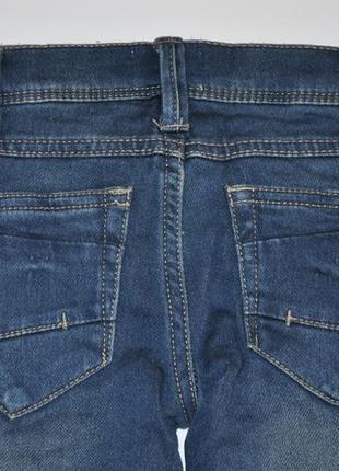 Демисезонные джинсы для мальчика impidimpi на рост 74-808 фото