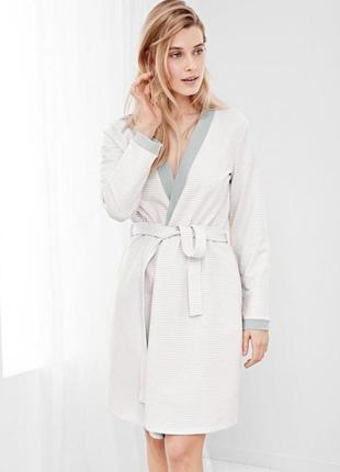 Красивый теплый халат на баечке от тсм чибо (германия)