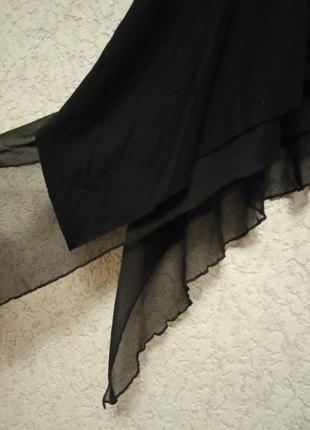Jennyfer юбка хвостами3 фото