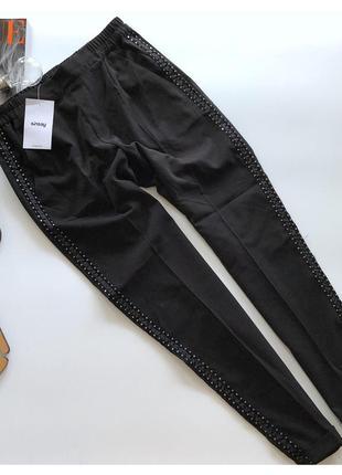Новые штаны брюки sinsay в стиле casual pp м-л