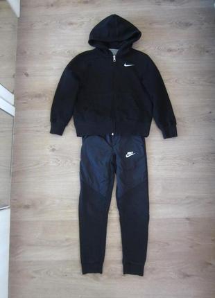 Спортивный костюм nike, оригинал, р.8-10 лет рост 128-137 см