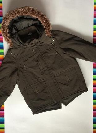 Куртка парка george на 5-6 лет цена 199грн