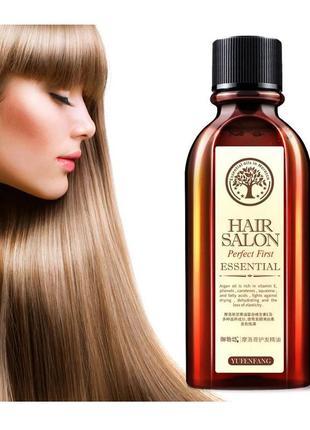 """Аргановое масло для волос """"laikou"""" hair salon"""
