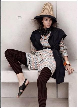 Платье кардиган тренч из капсульной коллекции marni for h&m оригинал