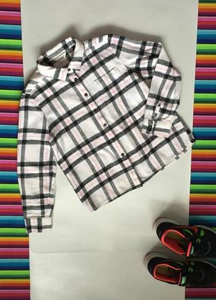 Детская рубашка river island  на 11-12 лет цена 99грн