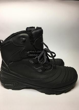Ботинки merrеll р 39 insulation 200gr
