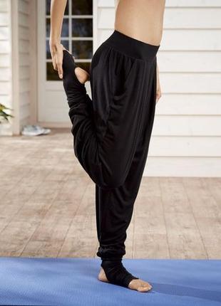 Штаны для йоги crivit, размер м