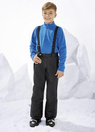 Новые лыжные штаны crivit 11-12 лет, 146-152 см. сток, брюки, зимние, термо