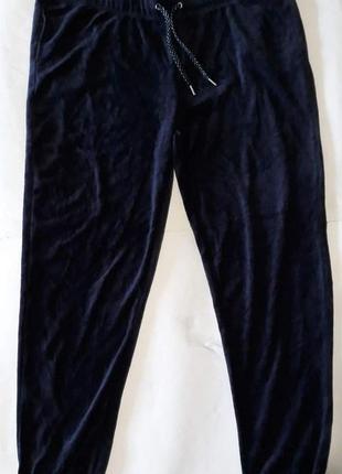 Велюровые штаны esmara! размер xl