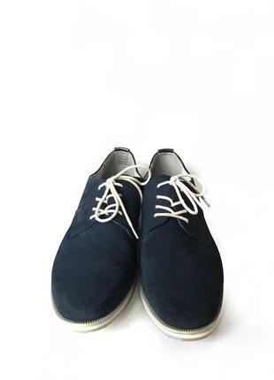 3542 туфлі marco tozzi 40  шкіра нові4 фото