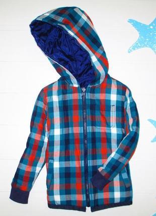 Курточка/ ветровка двухсторонняя m&s на 2-3г