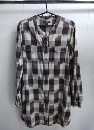 Платье рубашка gap