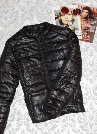 Демі куртка теранова ідеальний стан