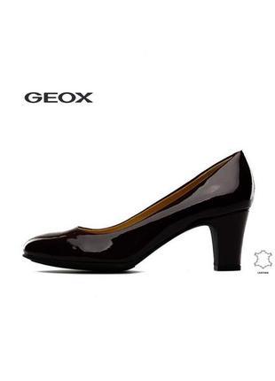 3544 туфлі geox 35 шкіра нові