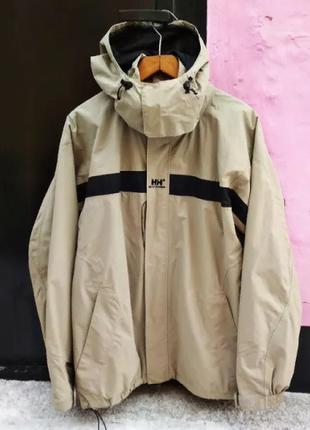 Зимняя куртка helly hansen демисезонная горнолыжная