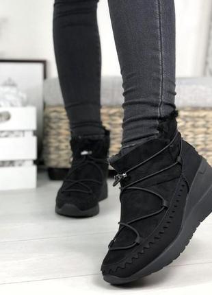 Зимние ботиночки!распродажа последних размеров!38,39р!
