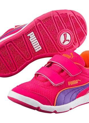 Детские новые кроссовки puma stepfleex, 33 размер