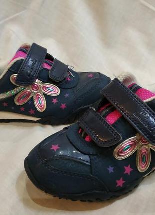 Clarks кроссовки на 25-25.5 размер4 фото