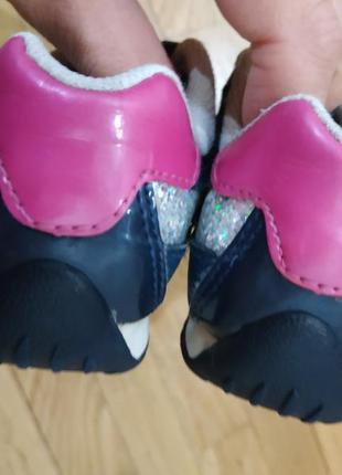 Clarks кроссовки на 25-25.5 размер8 фото