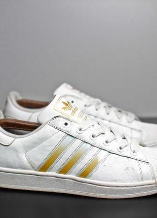 Культовые кроссы adidas originals superstar 43 (27.5 см)