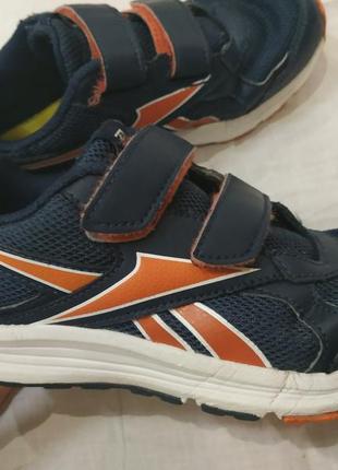 Reebok кроссовки на 32-33 размер4