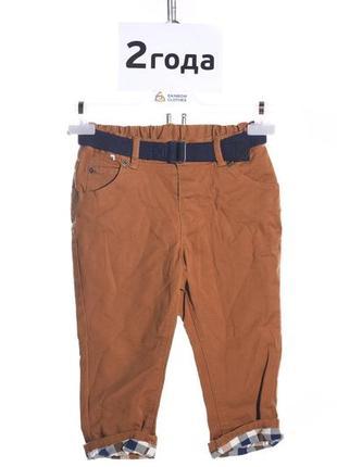 Штаны для мальчика оригинал h&m