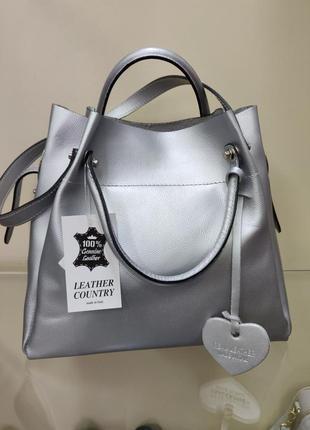 Сумка-трансформер leather country 4442