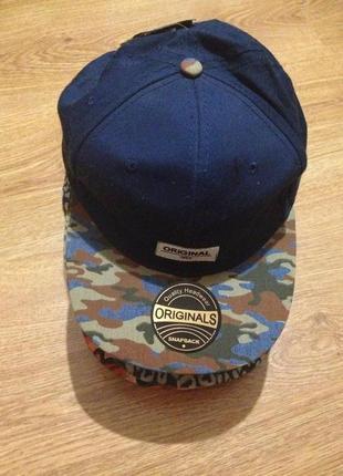 Стильная кепка бейсболка блайзер / primark