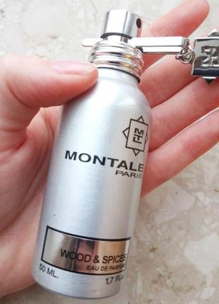 Montale wood & spices парфюмированная вода