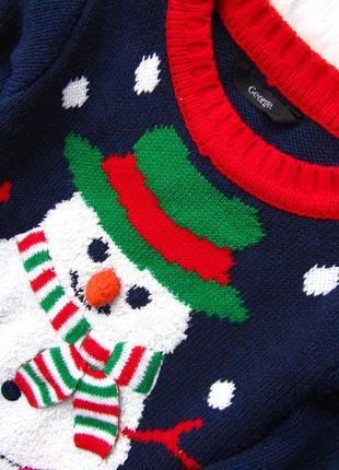 Стильная кофта свитер george4