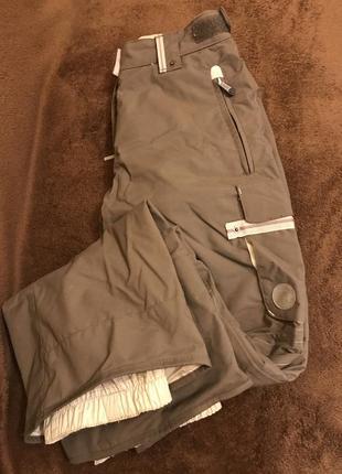 Горнолыжные штаны (лыжные/для борда) quechua