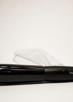 Кисть для макияжа parisa р35, для рассыпчатой и минеральной пудры, синтетика