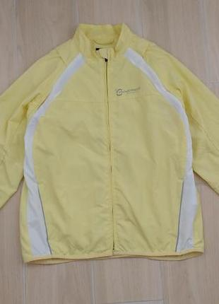 Р xl-xxl фирменная стильная куртка, ветровка!