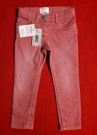 Джинсы скинни штаны с потертостями impidimpi3