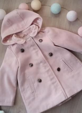 Пальто next на 4 года