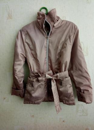 Весенняя курточка куртка для девочки дівчинки