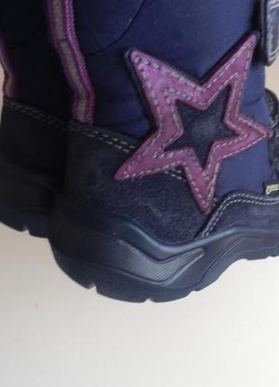 Зимние ботинки ecco 30р3