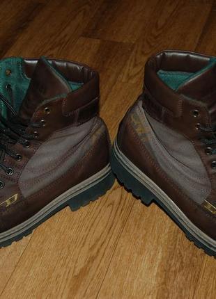 Кожаные ботинки 41 р diesel хорошее состояние
