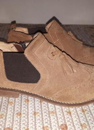 Туфли челси