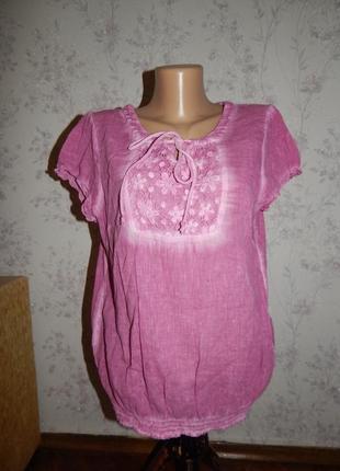 Klass блузка стильная модная р12