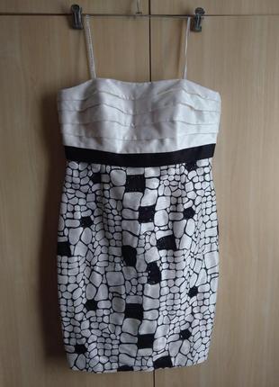 Шикарное платье испания 44 р. sonia pesa