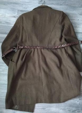 Пальто, шинель, top secret
