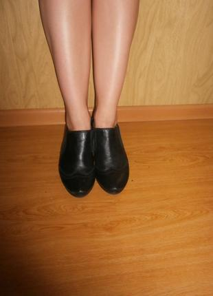 Стильные/брендовые ботиночки/нат.кожа/26 см/германия/